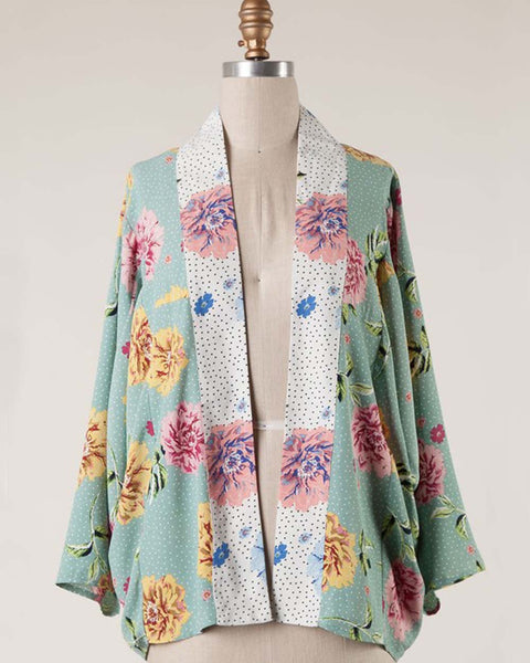 Fall Desert Kimono: Featured Product Image
