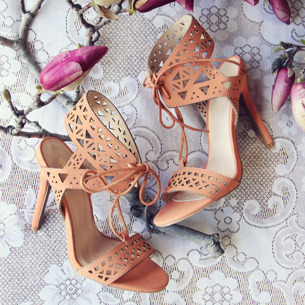 Desert Fox Heels: Featured Product Image