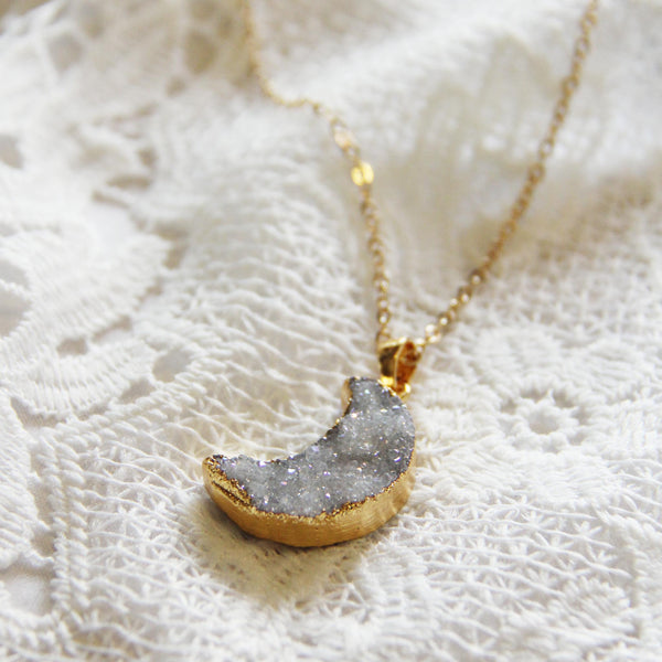 Desert Moon Necklace: Featured Product Image
