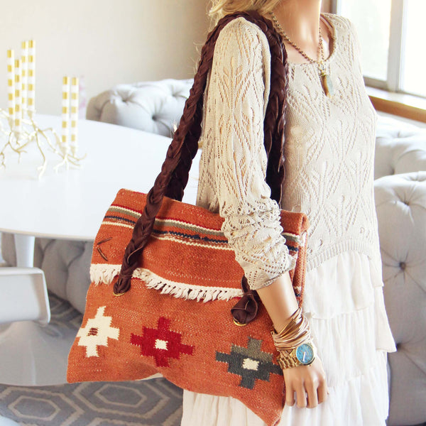 Desert Nomad Vintage Tote: Featured Product Image