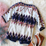 Spool Lux Snowy Desert Sweater: Alternate View #4
