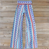 Desert Stroll Palazzo Pants: Alternate View #4