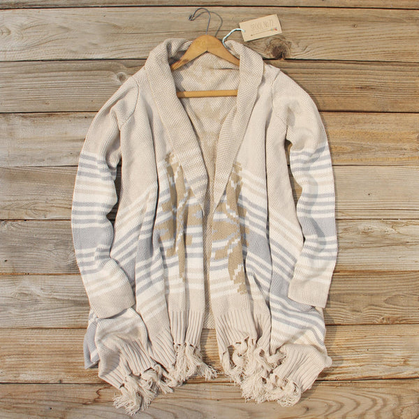 Desert Tribe Blanket Sweater: Featured Product Image