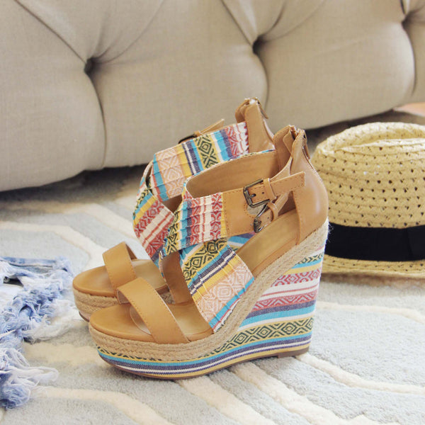 Desert Wind Wedges: Featured Product Image