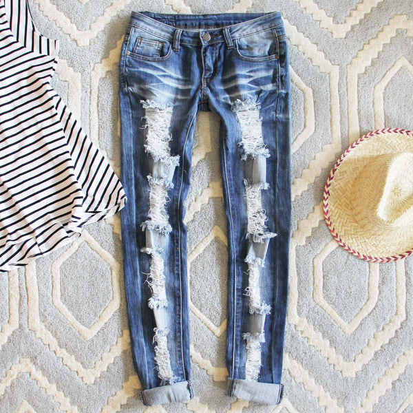 Destroyed Skinnies: Featured Product Image