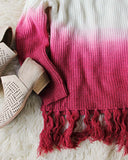 Dip Dye Tassel Sweater: Alternate View #4