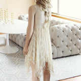 Dreamscape Dress in Sand: Alternate View #3