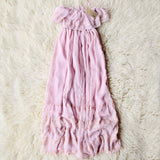 Dreamy Dawn Maxi Dress (wholesale): Alternate View #4