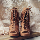 Dreamy Fringe Booties: Alternate View #3