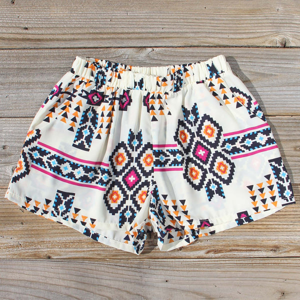 Dreamy Sky Shorts: Featured Product Image