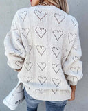 Dreamy Hearts Sweater: Alternate View #3