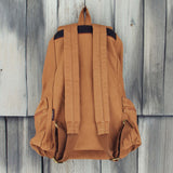 Shallow Creek Backpack in Tobacco: Alternate View #3