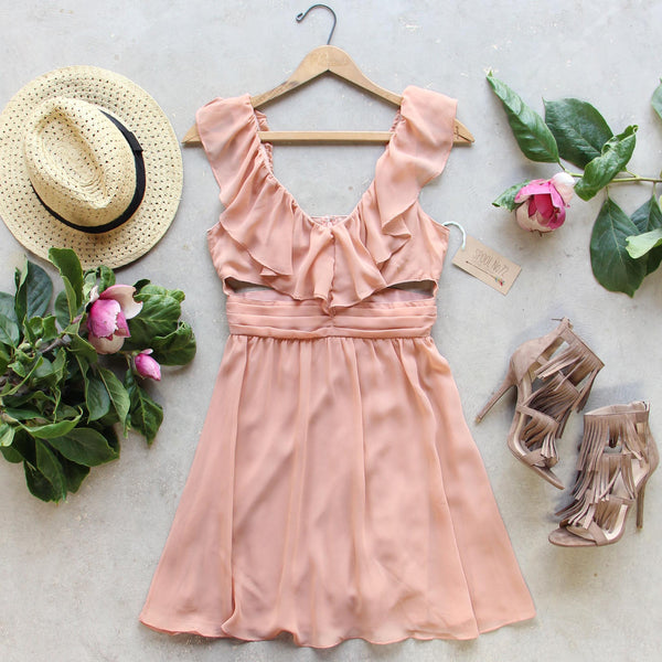 Dust & Bloom Dress: Featured Product Image