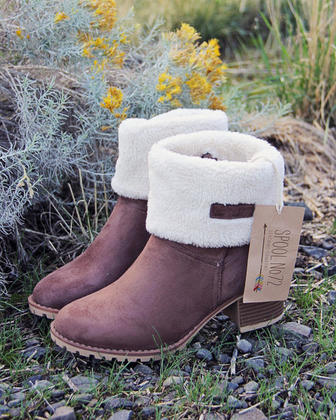 Dusty Addy Booties: Featured Product Image
