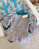 Dusty Cactus Blouse: Alternate View #1
