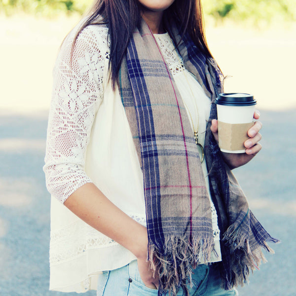 Early Autumn Scarf: Featured Product Image
