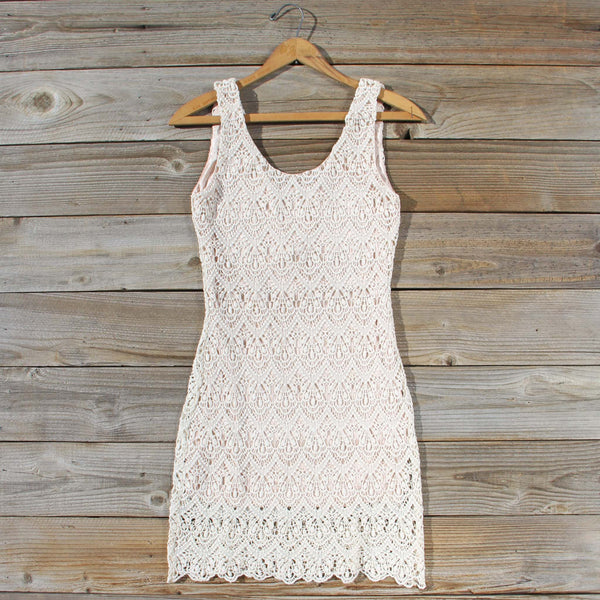 Early Snow Lace Dress: Featured Product Image