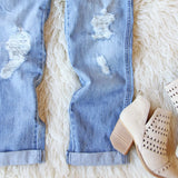 Easy May Overalls: Alternate View #3