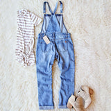 Easy May Overalls: Alternate View #4