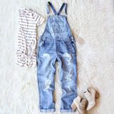 Easy May Overalls: Alternate View #1