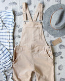 Easy October Overalls: Alternate View #1