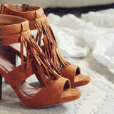 Easy Rider Fringe Sandals: Alternate View #2