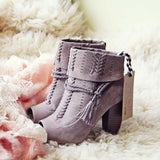 Easy Street Booties: Alternate View #3