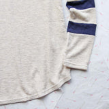 Easy Wear Tee in Navy: Alternate View #3