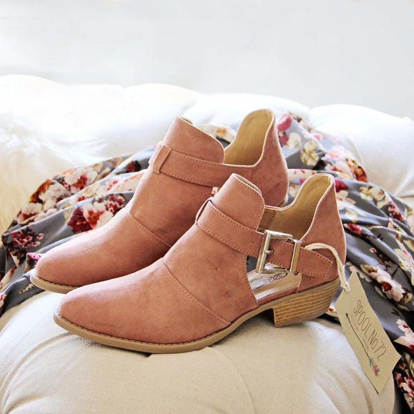 Eddie Rose Booties: Featured Product Image
