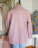 Pink Thyme Shirt Jacket: Alternate View #3