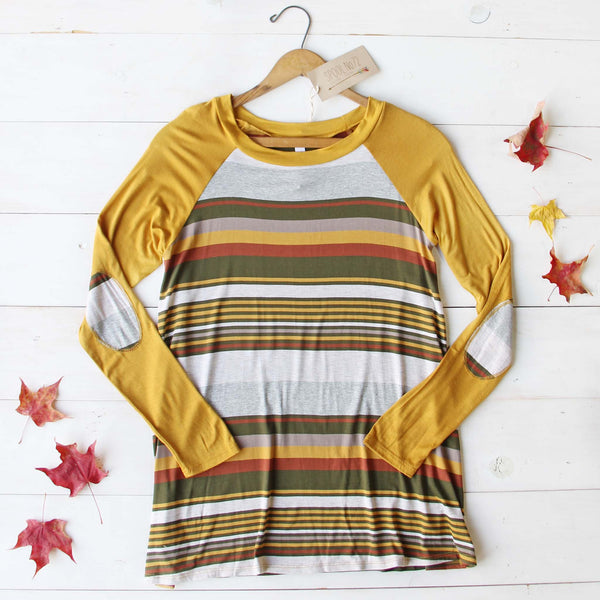 Autumn Patch Tee: Featured Product Image