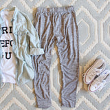Spool Active Ellie Joggers in Gray: Alternate View #3