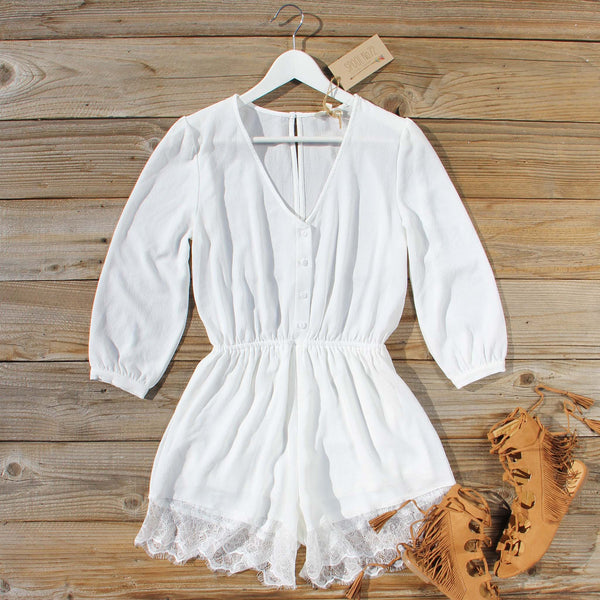 Everleigh Romper: Featured Product Image