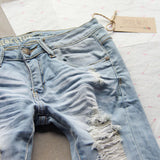 Eversage Distressed Jeans: Alternate View #2