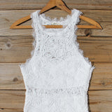 Eyelash Lace Dress: Alternate View #2