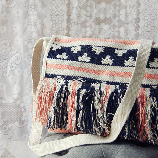 Fable Dunes Fringe Bag: Featured Product Image