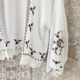 Fable Lace Duster: Alternate View #3
