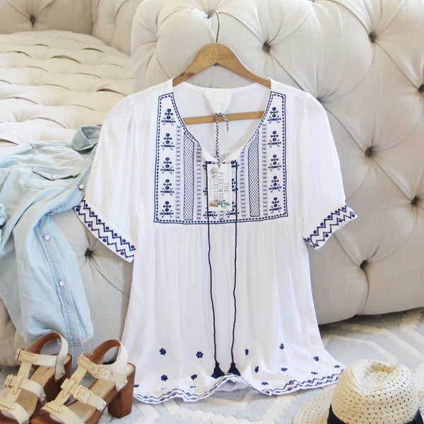 Fable Sands Tunic: Featured Product Image