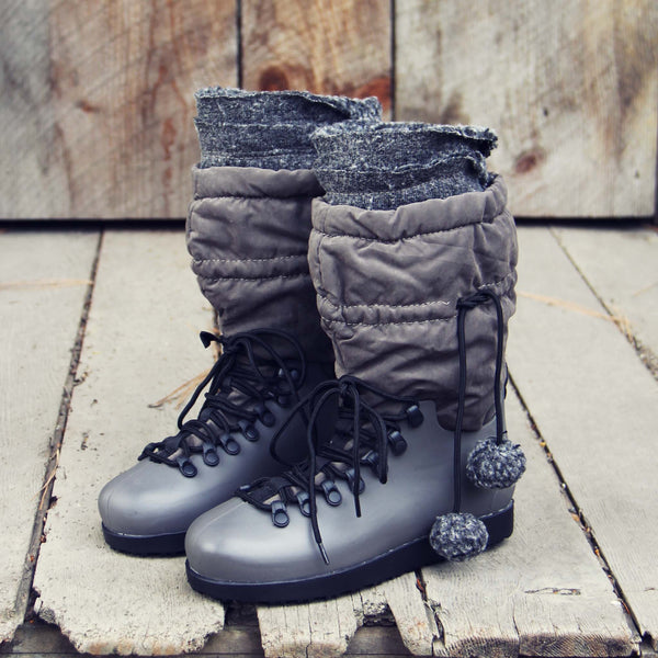 Fairbanks Snow Boots: Featured Product Image