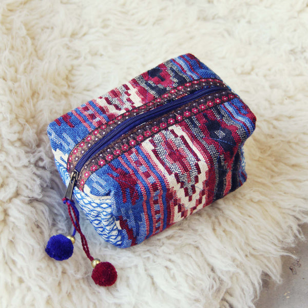 Fall Fable Make-up Bag: Featured Product Image