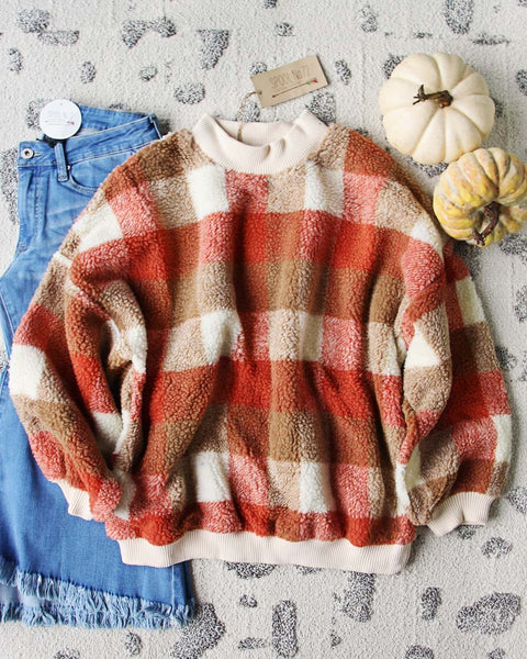 Fall Festival Teddy Sweatshirt: Featured Product Image