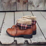 Fall Legend Booties: Alternate View #3