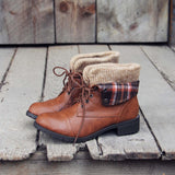 Fall Legend Booties: Alternate View #1