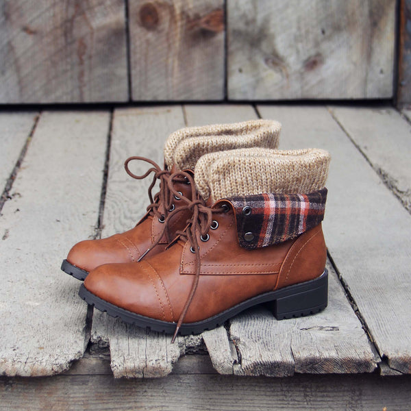 Fall Legend Booties: Featured Product Image