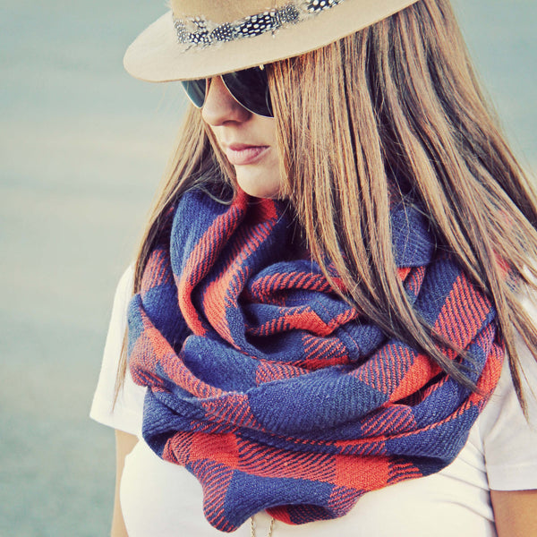 Fall Shadows Scarf: Featured Product Image