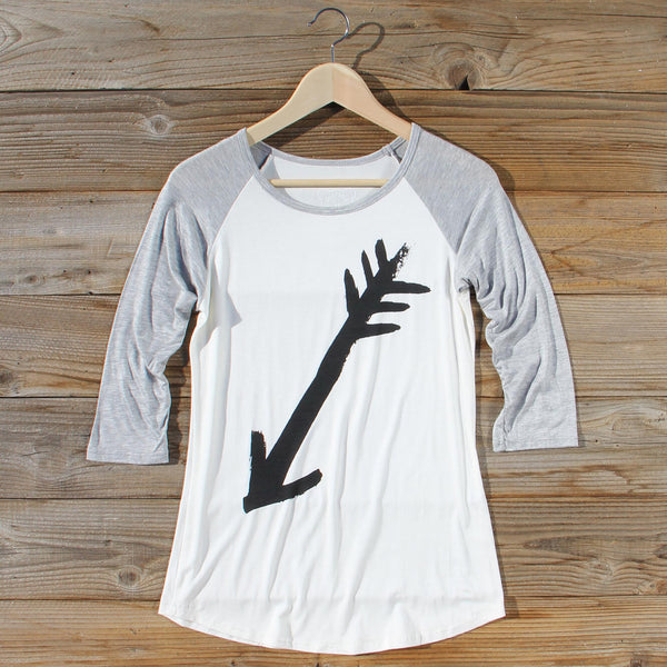 Falling Arrow Tee: Featured Product Image