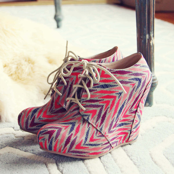 Feather & Arrow Booties: Featured Product Image