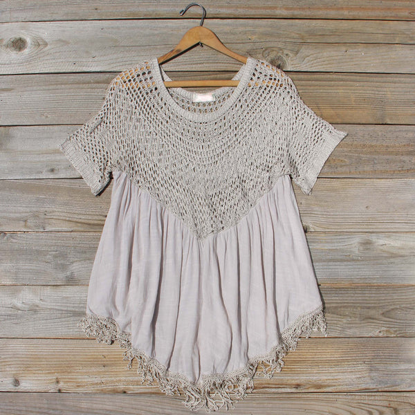 Feather Grass Tunic: Featured Product Image