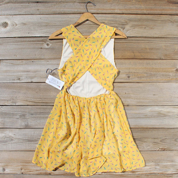 Feather Meadow Dress: Featured Product Image