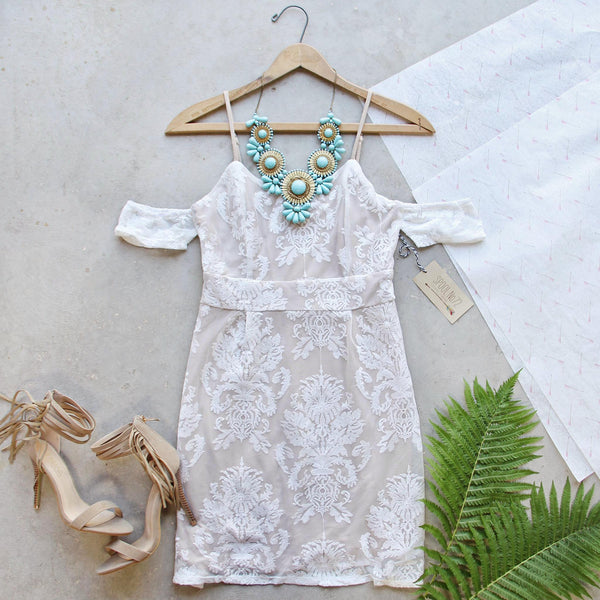 Fern Lace Dress: Featured Product Image